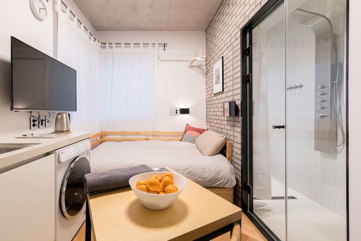 New Building! 매력적인 Studio double bedroom - Dongdaemun-gu - Hus