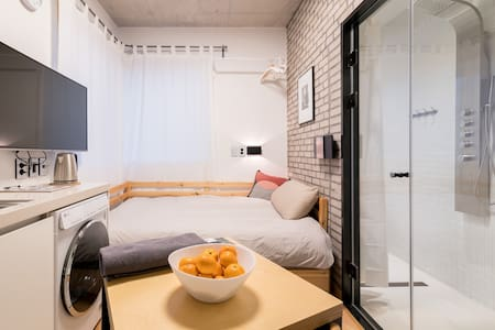 New! Studio double/ Seoul/ Dongdaemun/ Pocket-Fi