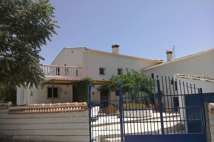 Casa Aromic - Castillo de Locubín - Дом