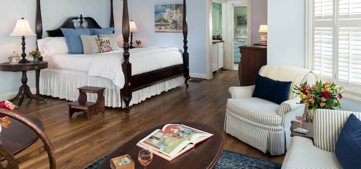 Sconset Suite at The Yellow House Bed & Breakfast