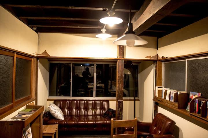 Nagano Mixed dormitory with Breakfast( Toast)