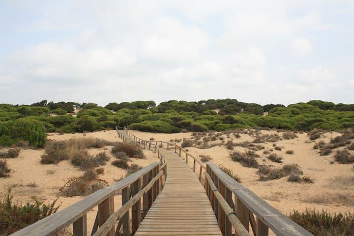 HABITACIÓN PARA 3 - Punta Umbría - Шале