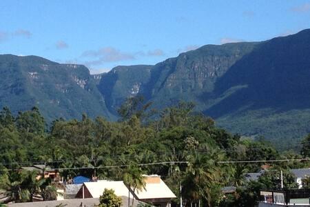 Conheça a Cidade dos Canyons - Praia Grande - Apartament