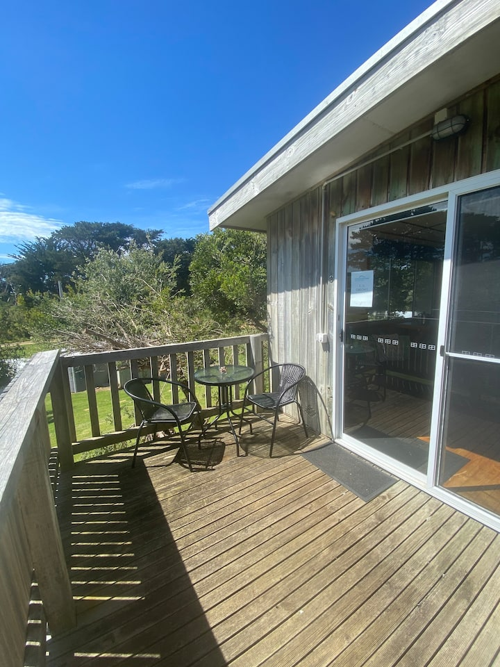 Unwind in nature at Clifton Beach Lodge