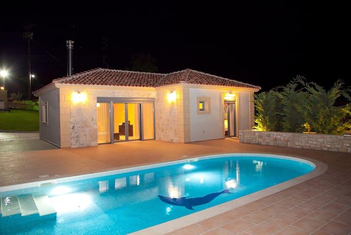 Panoramic luxury resort in Kefalonia - Kefallonia - Villa
