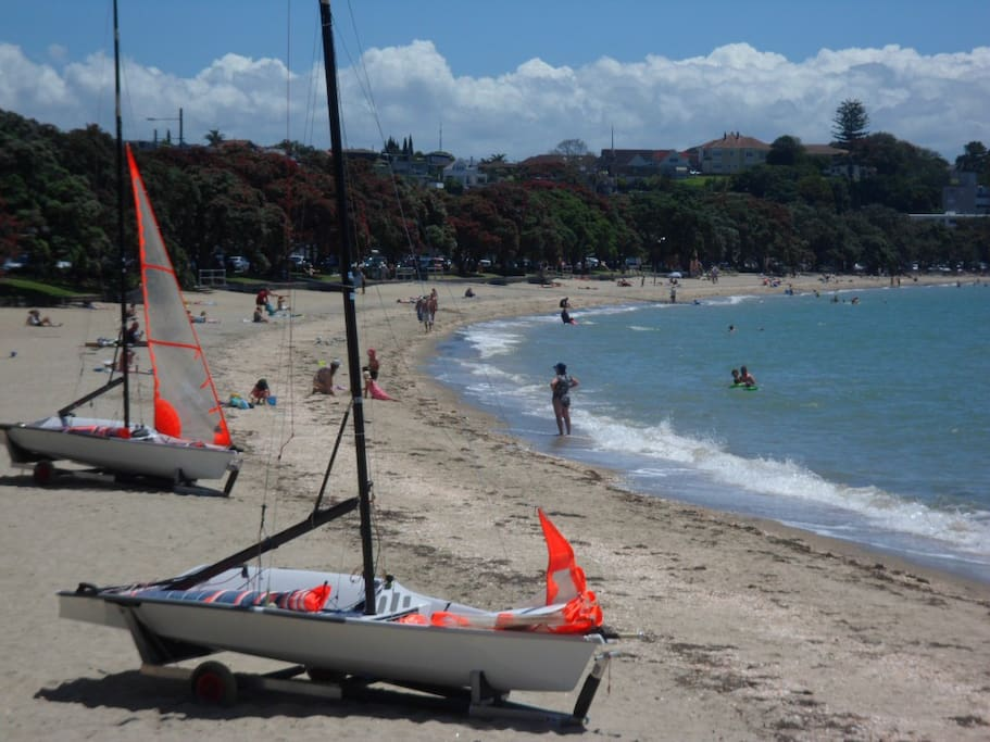 Beautiful Kohi is one of Auckland's top city beaches!