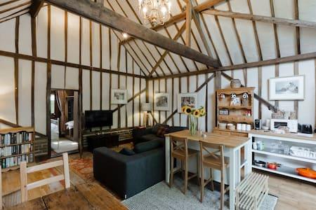 The Old Hay Barn, Ashley Green