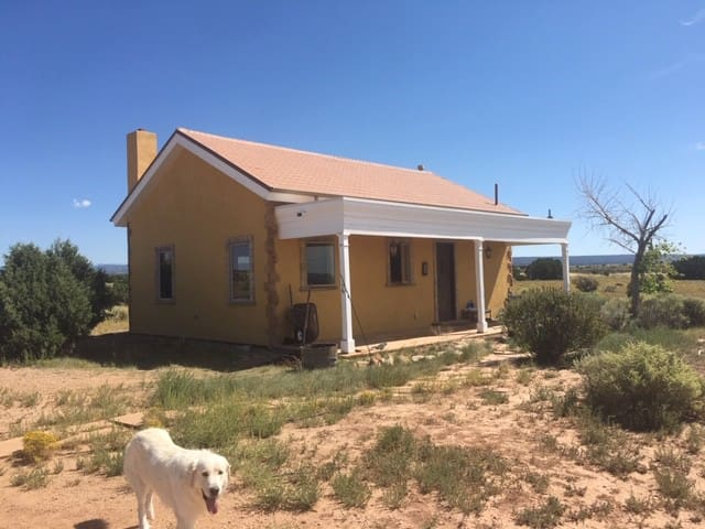 Casita on the Galisteo Basin