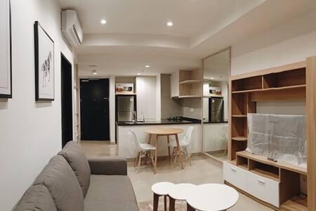 Cozy 1Bedroom Apt @ Branz BSD near AEON mall & ICE