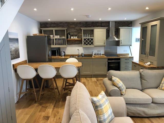 Imaculate, newly refurbished cottage in Wellswood