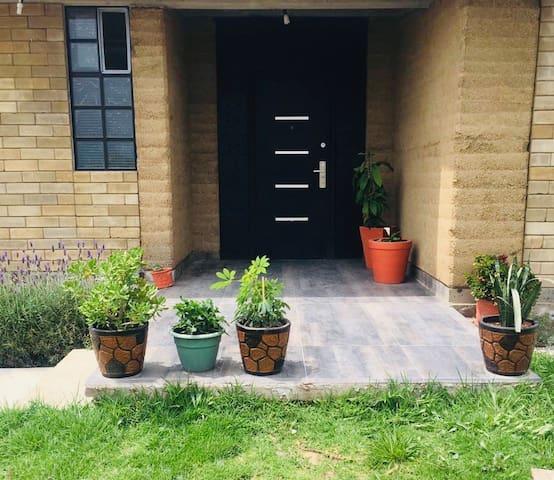 Casa la Trinidad  Habitación Petunia (cuarto 3)