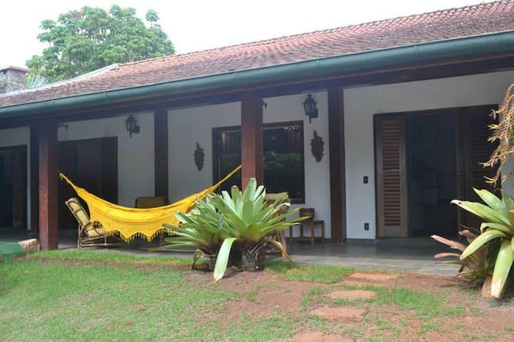 chácara em Sousas - Campinas - Dům