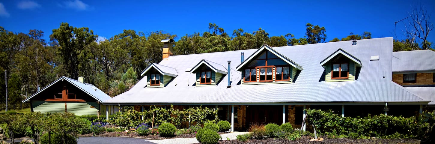 The Girraween Country Inn- all that is country