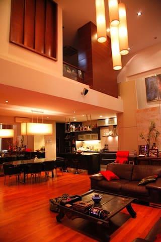 Luxury Loft KLCC Bukit Bintang - Kuala Lumpur - Loft