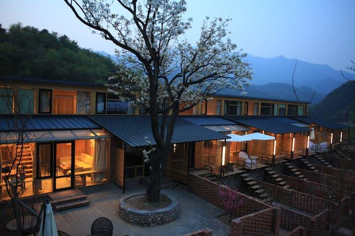 4号莫奈 BLUE VALLEY 观蓝谷——距离箭扣长城最近的度假农庄 - Пекин