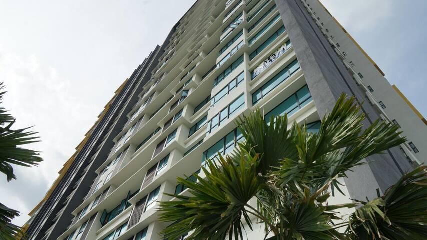 MKH Boulevard  Apartment -Room Studio - Kajang - Apartamento