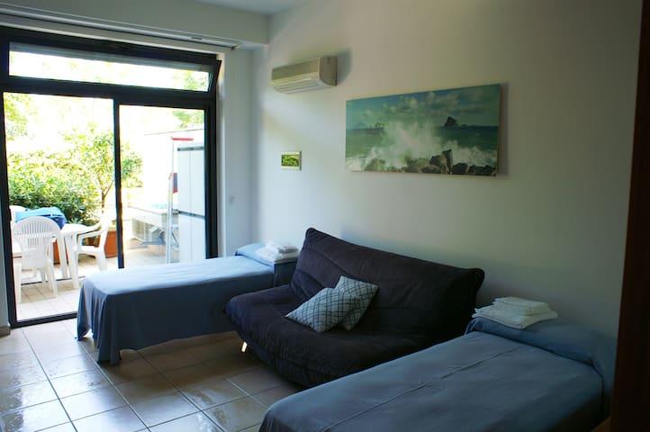 Аппартаменты в  Nettuno Residence (Sicilia) - Capo d'Orlando - Bungalov