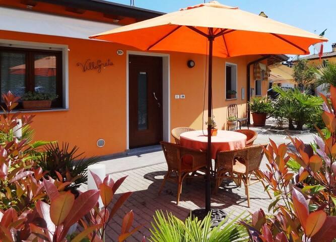 Luxe vakantiewoning vlakbij badplaats Lignano - Pertegada - Bungalow
