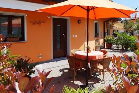 Luxe vakantiewoning vlakbij badplaats Lignano - Pertegada - Bungalou