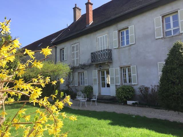 Maison de campagne dans un hameau. - Fénay - Dům