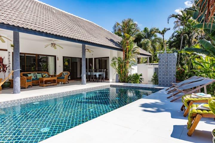 Southern Residence Poolvilla C3, Koh Lanta, Krabi