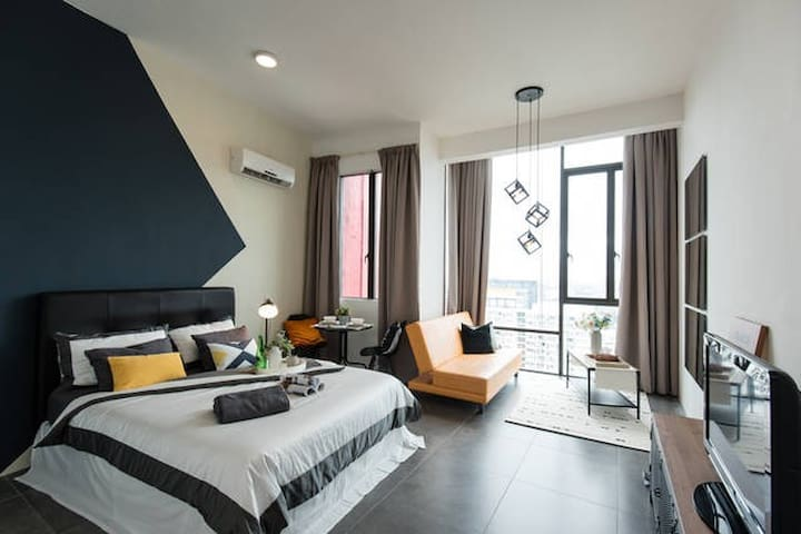 Sky Escape Studio - Petaling Jaya - Apartment