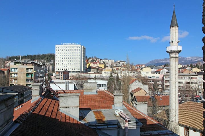 Sarajevo City Center Studio