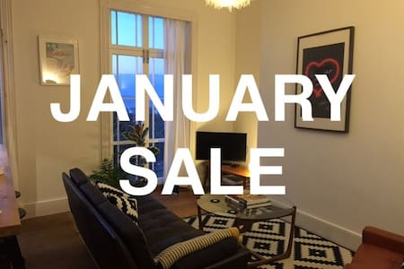 Super Seaview Apartment! ***JANUARY SALE*** - Margate