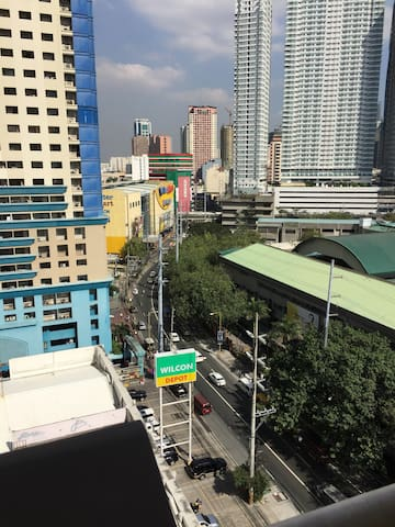 Entire home/apt 1 bed- 2 guests city centre Manila