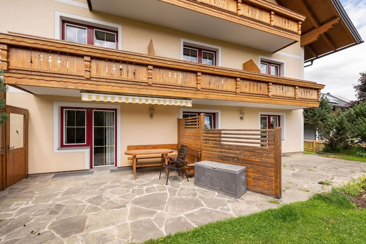 Comfortable Holiday Home in Mariapfarr with Balcony