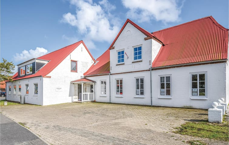 Holiday apartment with 1 bedroom on 45m² in Klanxbüll