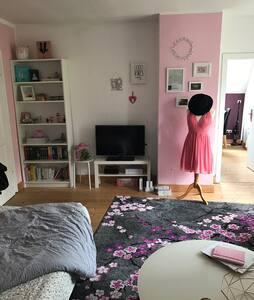 Kleine Altbauwohnung im Zentrum - Höxter - 公寓