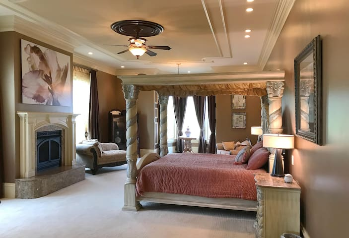 Kentucky Bourbon Trail Luxury