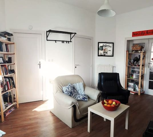 Spacious apartment Messidor - Uccle - Wohnung