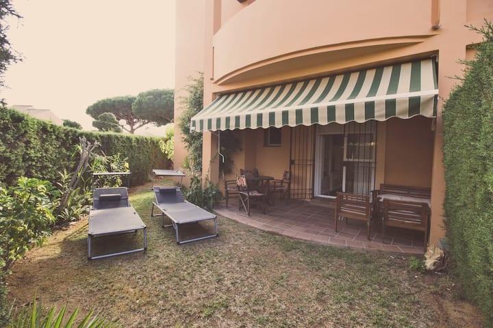 Apartment in Chiclana near the beach. (Cadiz)