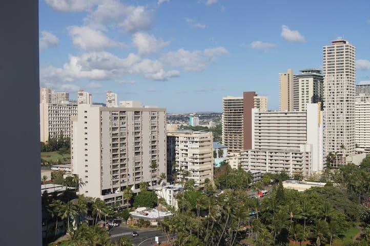 Remodeled Waikiki Studio w/ Free Parking, Kitchen - Honolulu