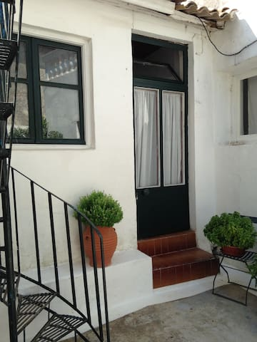 Traditional greek village apartment - Pelekas - Lägenhet