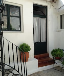 Traditional greek village apartment - Pelekas - Leilighet