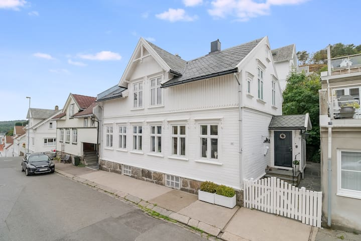 Leilighet Farsund sentrum med 1 soverom