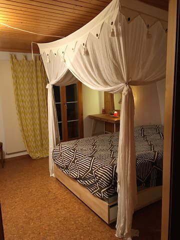Cosy - quiet - simple: Your hideaway in the green - Schwarzenburg - Pis