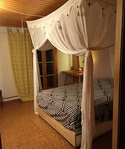Cosy - quiet - simple: Your hideaway in the green - Schwarzenburg - Apartmen