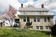 Stone House Mansion