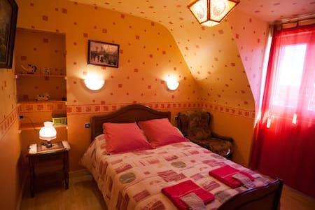 maison à la campagne 2 personnes - Bodilis - Haus