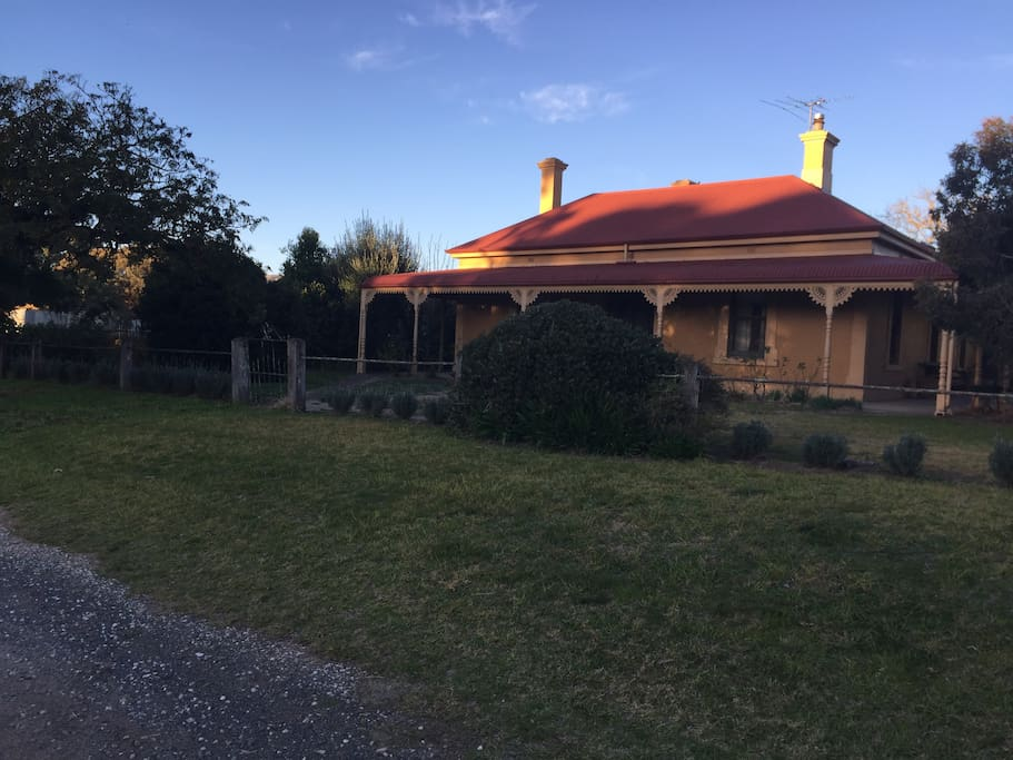 The Old Manse Shed Barossa Valley Bed Amp Breakfasts For