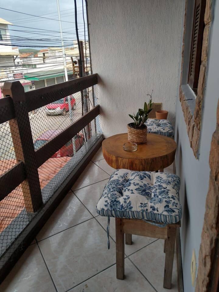 Apartamento em Cabo frio com ótima localização
