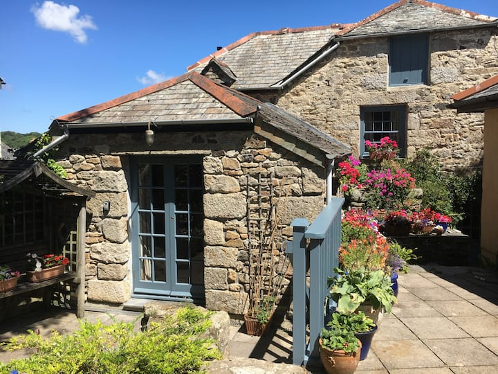 Annexe in old watermill, Ponsanooth, near Falmouth