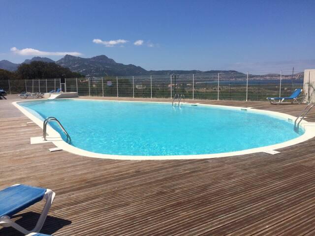 Casa vacanze Mirella ~ Haute Corse - Lumio - Hus