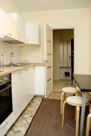 Уютная квартира в сердце Западного жилого района