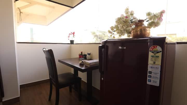Deluxe Room at Coffee Bean Inn