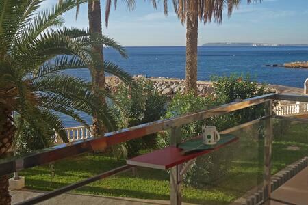 Apartamento frente al mar para dos - Alacant